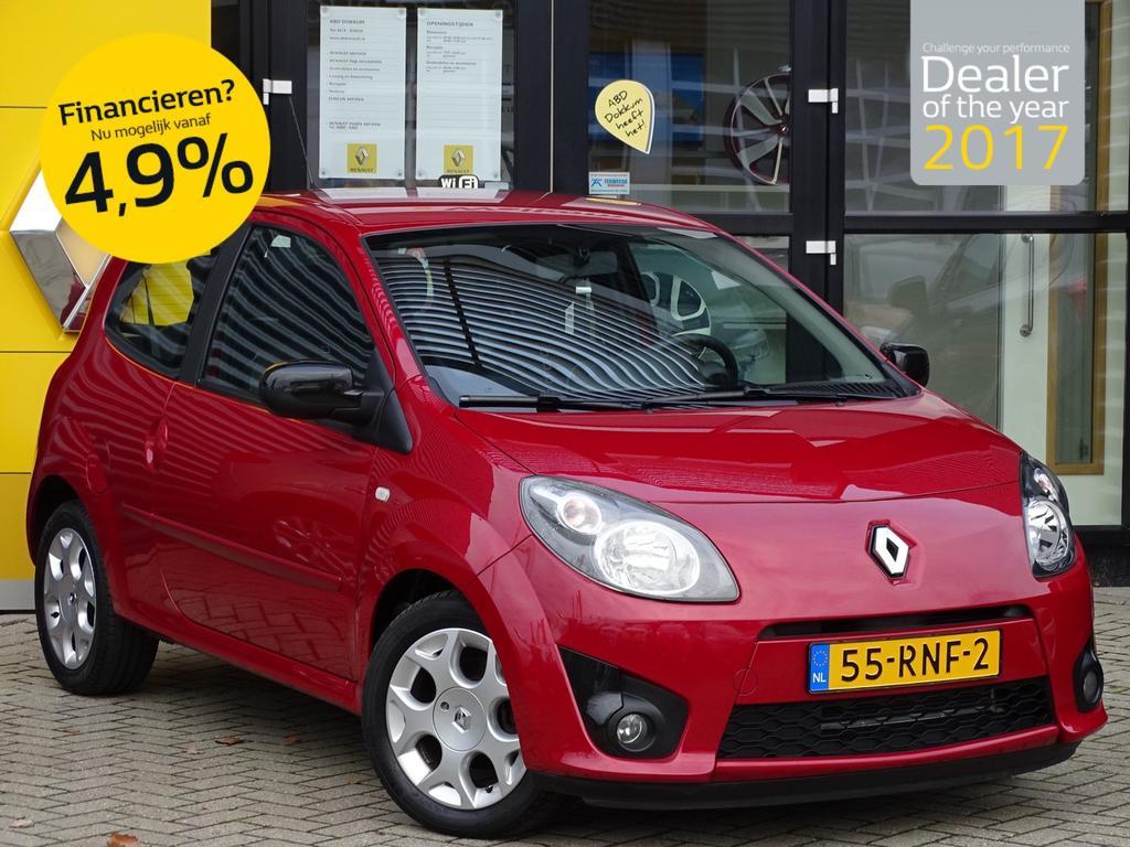Renault Twingo 1.2-16v 75pk dynamique