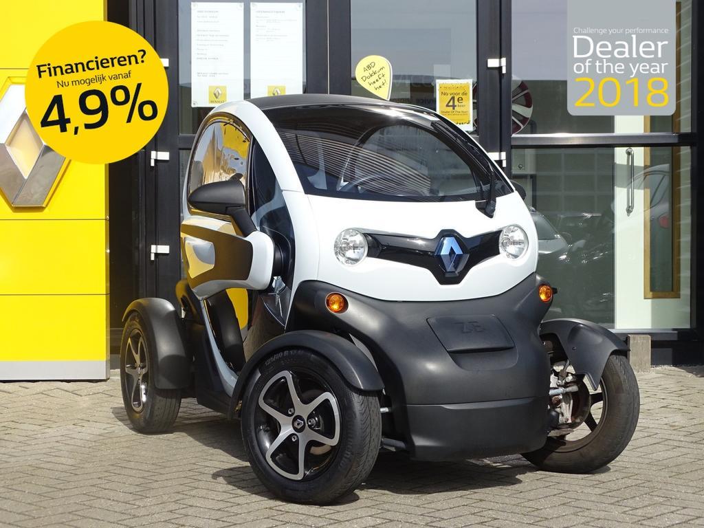 Renault Twizy 80 technic (ex accu) elektrisch rijden!