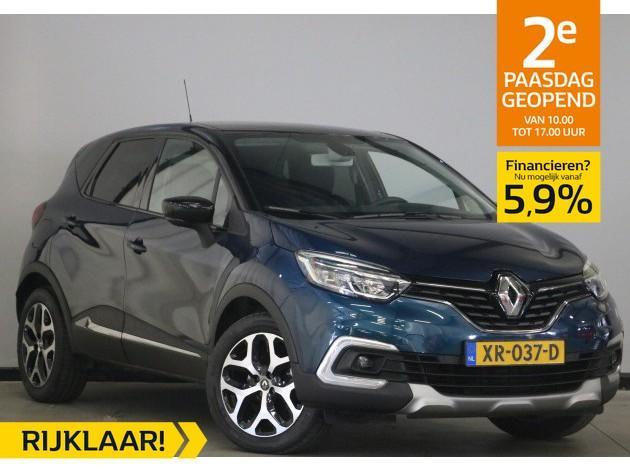 Renault Captur 1.5 dci 90pk intens