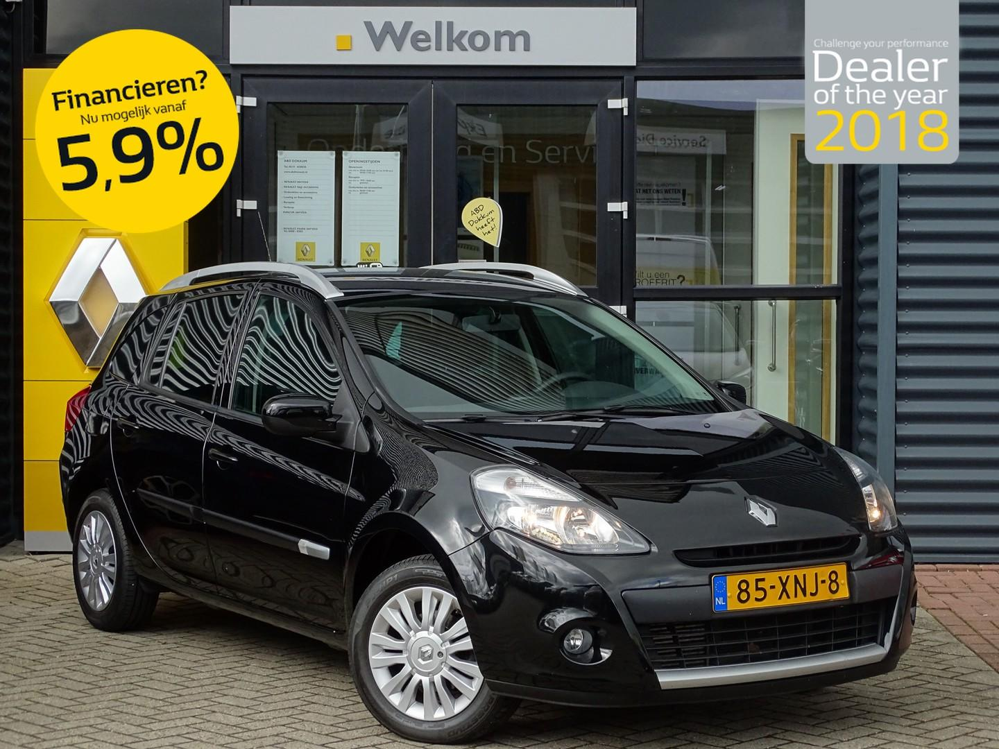 Renault Clio Estate 1.2 tce 100pk collection