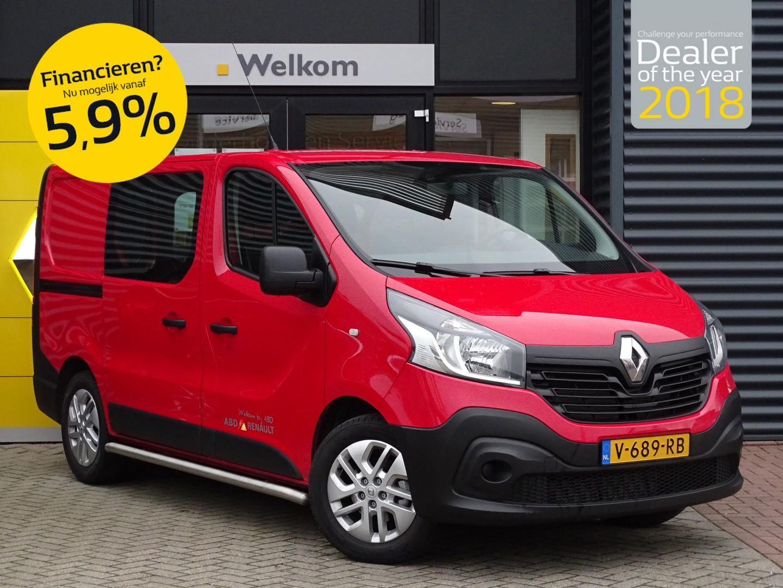 Renault Trafic 1.6 dci l1h1 comfort
