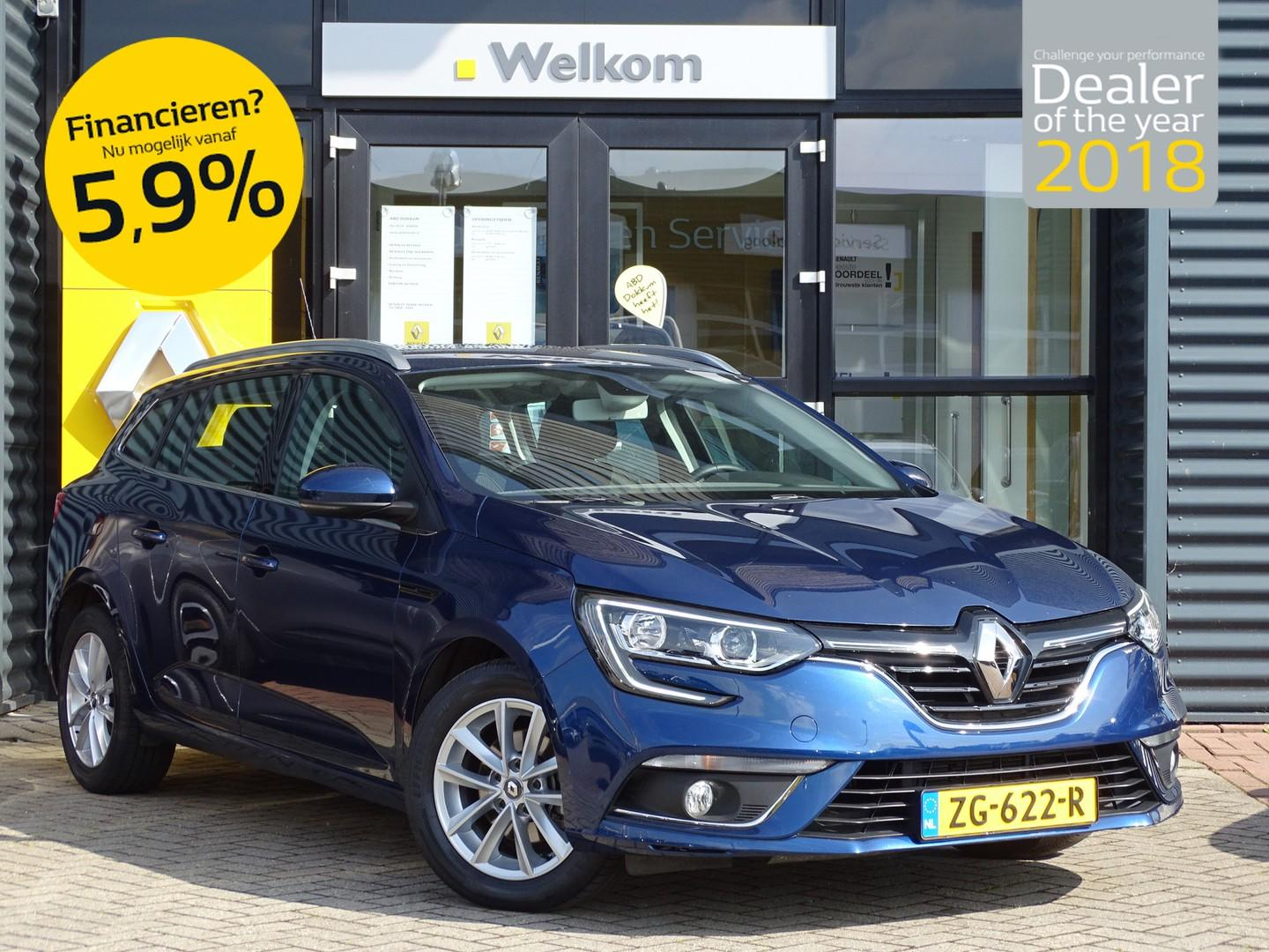 Renault Mégane Estate 1.5 dci eco2 limited