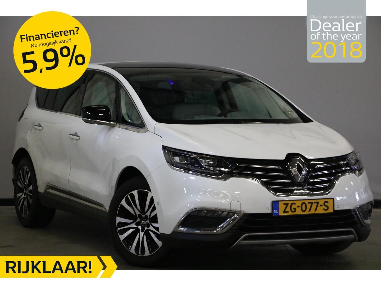 Renault Espace 1.6 dci 160pk initiale paris 7p.