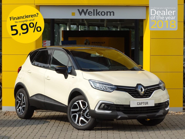Renault Captur Tce 90pk bose normaal rijklaar 26.550,- nu rijklaar 21.695,-