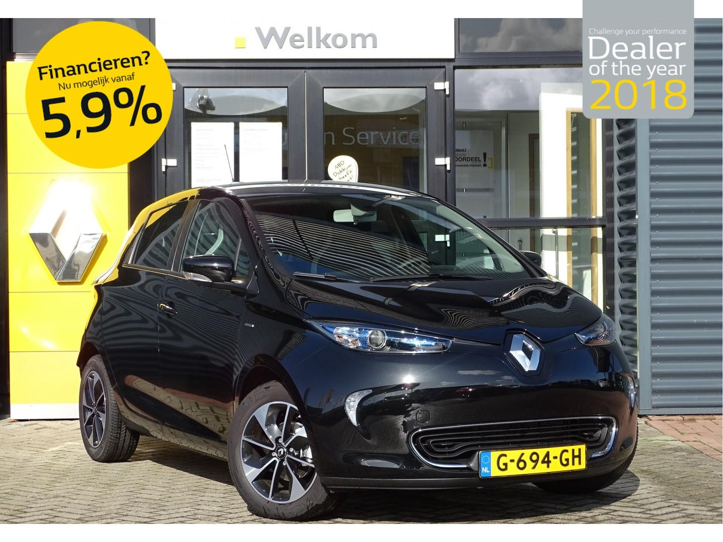 Renault Zoe R110 bose 41 kwh excl. btw