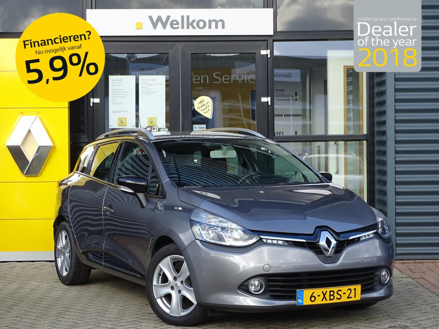 Renault Clio Estate tce 90pk expression