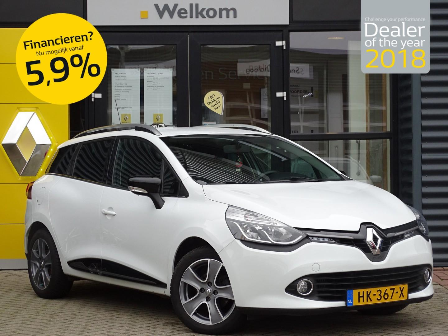 Renault Clio Estate tce 90pk night&day