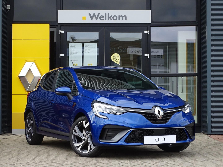 Renault Clio Tce 100pk r.s. line normaal rijklaar 25.750,- nu rijklaar €24.145,- bose audio systeem