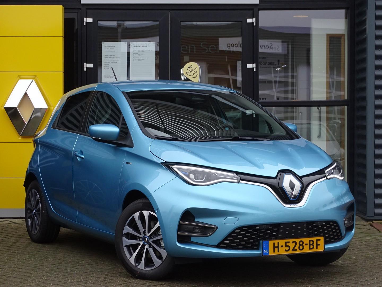 Renault Zoe R135 edition one 50 / 31-12-2019 / 4% bijtelling / mia toepasbaar!