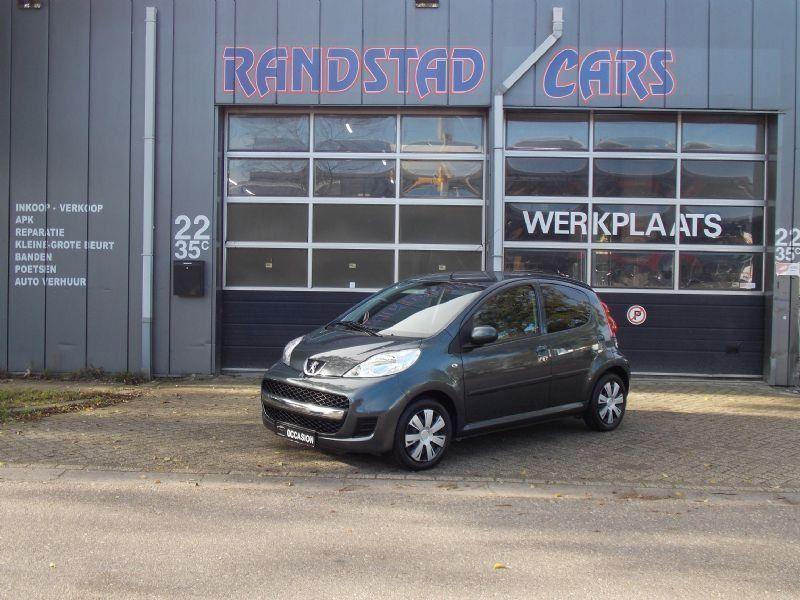 Peugeot 107 1.0 urban move automaat airco elek pakket 5deurs 2011bj