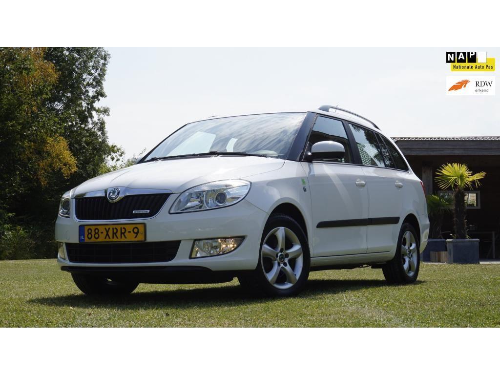 Škoda Fabia Combi 1.2 tdi greenline
