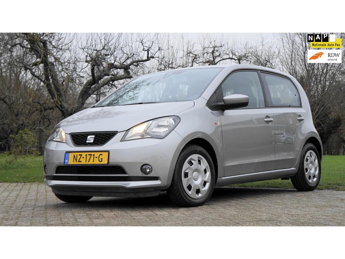 Seat Mii 1.0 style connect navigatie airco 5 drs