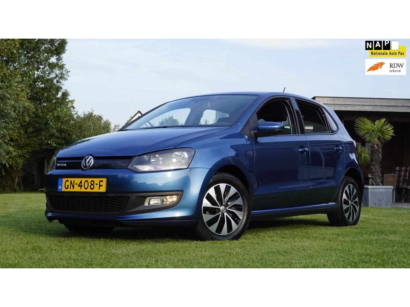 Volkswagen Polo 1.4 tdi bluemotion navigatie airco 5 drs