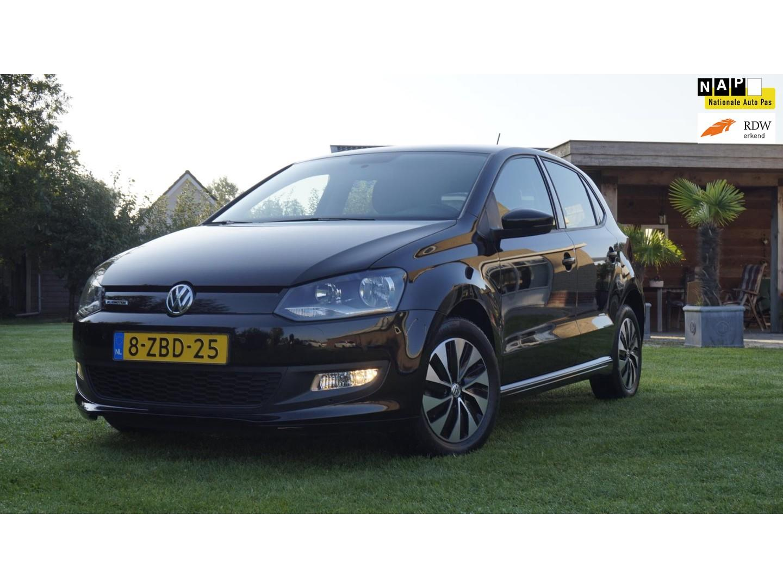 Volkswagen Polo 1.4 tdi bluemotion parkeersensoren navigatie