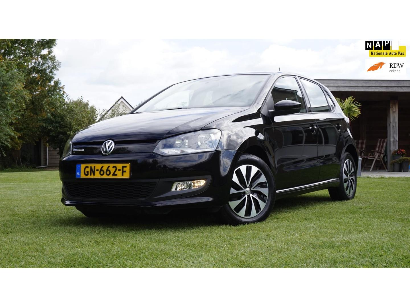 Volkswagen Polo 1.4 tdi bluemotion navigatie 5 drs airco