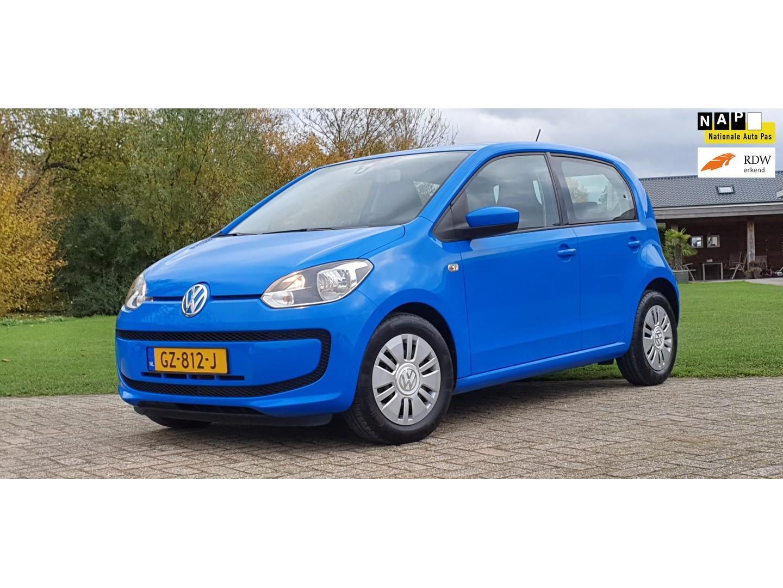 Volkswagen Up! 1.0 move up! bluemotion navigatie airco 5 drs