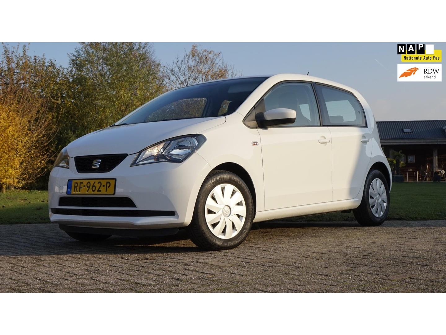 Seat Mii 1.0 reference airco 5 drs