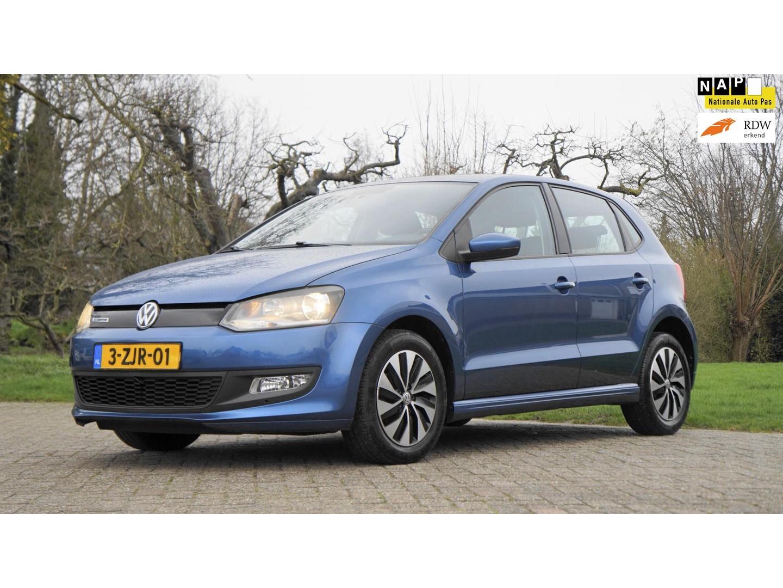 Volkswagen Polo 1.4 tdi bluemotion navigatie 5 drs airco