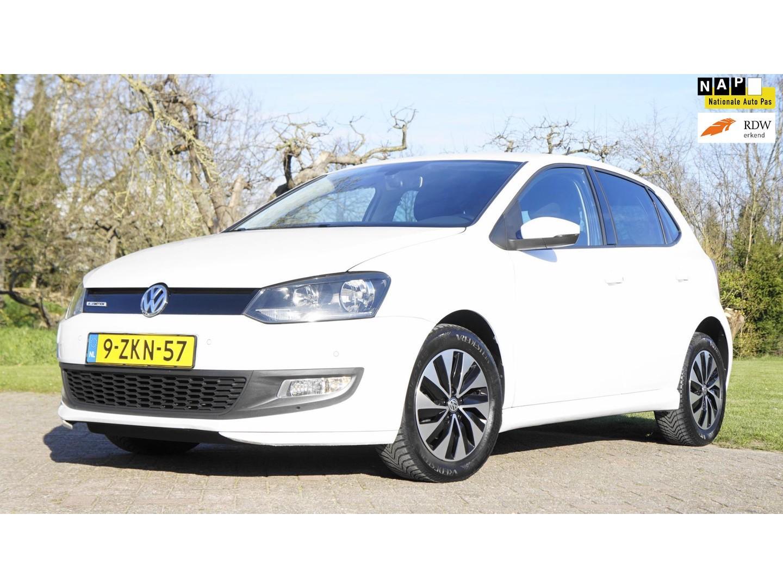 Volkswagen Polo 1.4 tdi bluemotion stuurbed ecc navigatie extra get glas parkeersensoren