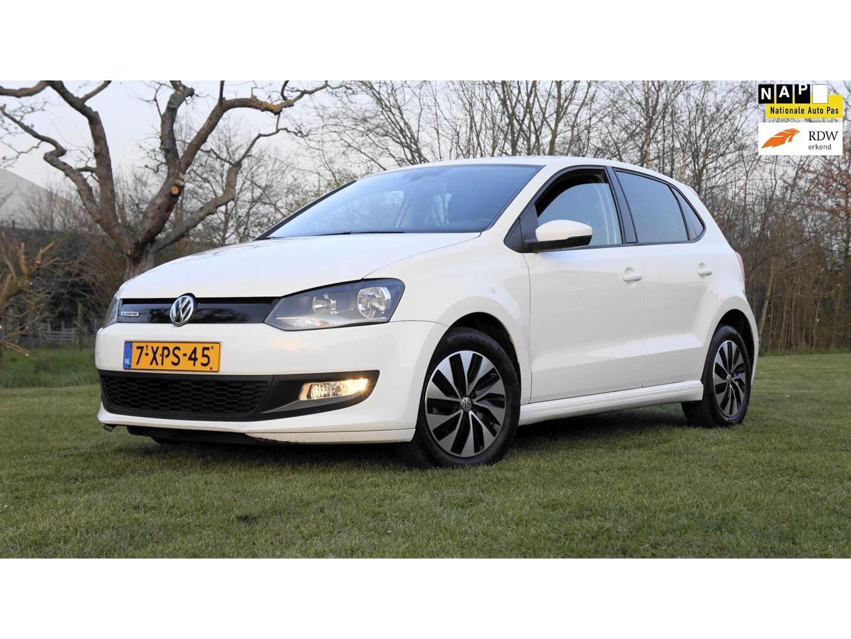 Volkswagen Polo 1.4 tdi bluemotion stuurbediening ecc airco navigatie