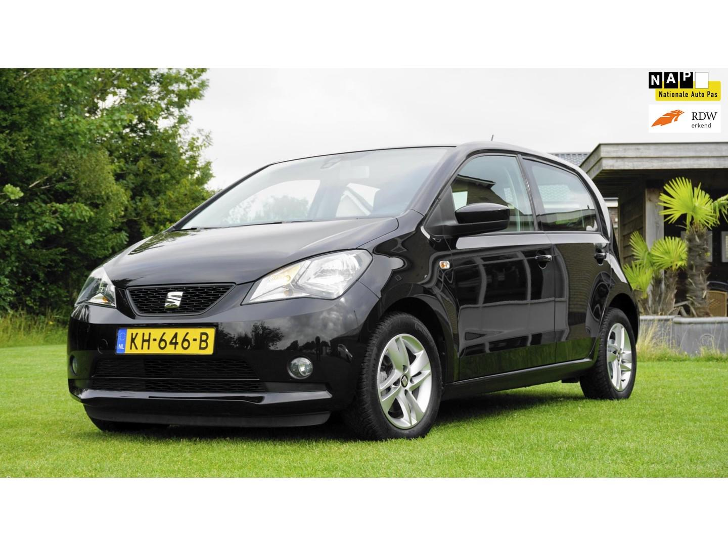 Seat Mii 1.0 style connect 5 drs airco