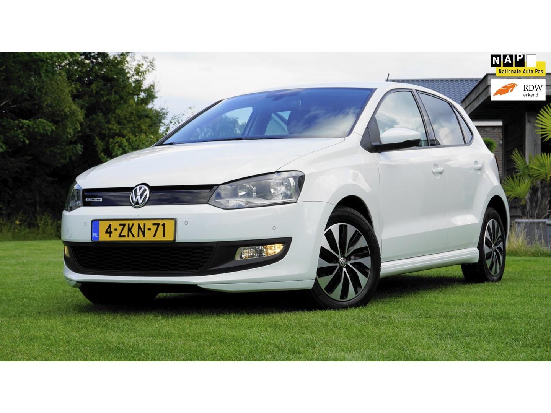 Volkswagen Polo 1.4 tdi bluemotion buisnes edition stuur bediening autom airco parkeersensoren