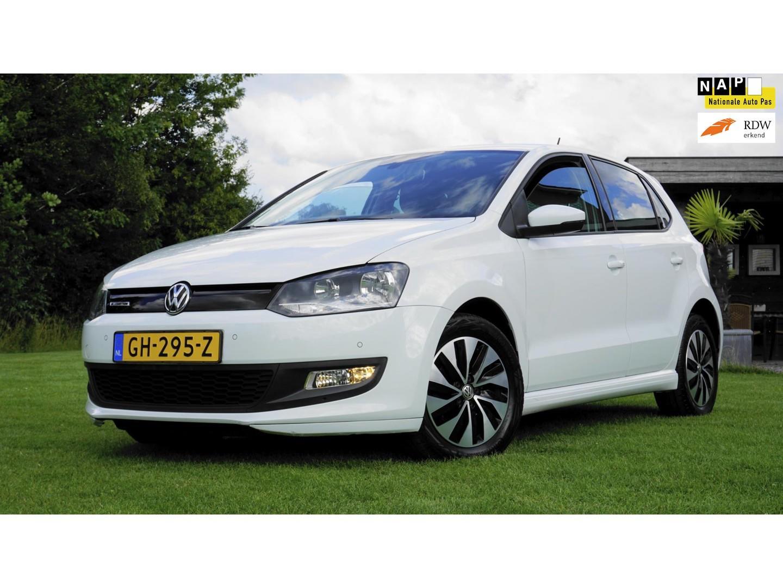 Volkswagen Polo 1.4 tdi business edition stuurbediening ecc airco parkeersensoren navigatie
