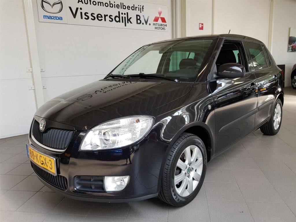 Škoda Fabia 1.4-16v elegance nieuw binnen!