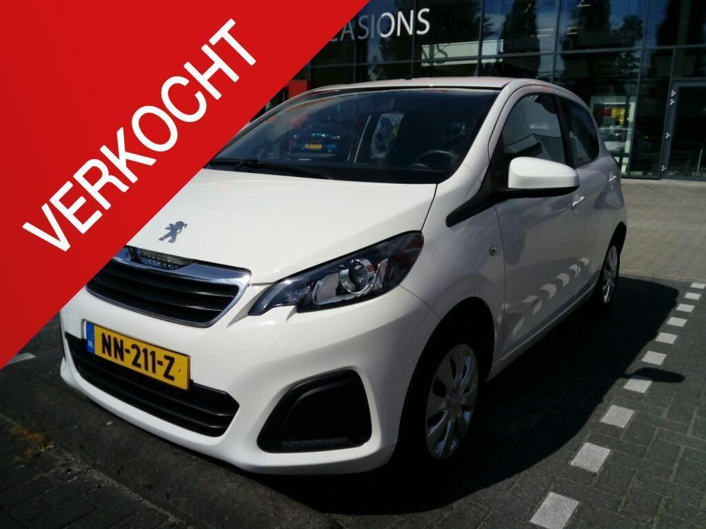 Peugeot 108 1.0 e-vti active rijklaar!!