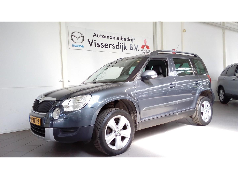 Škoda Yeti 1.8 tsi ambition 4x4 rijklaar!!!