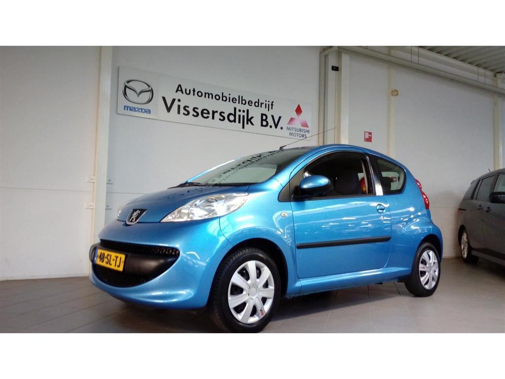 Peugeot 107 1.0-12v xs nieuw binnen!