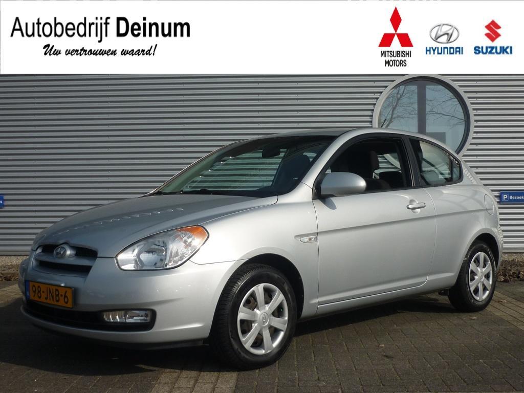 Hyundai Accent 1.4i dynamic joy airco