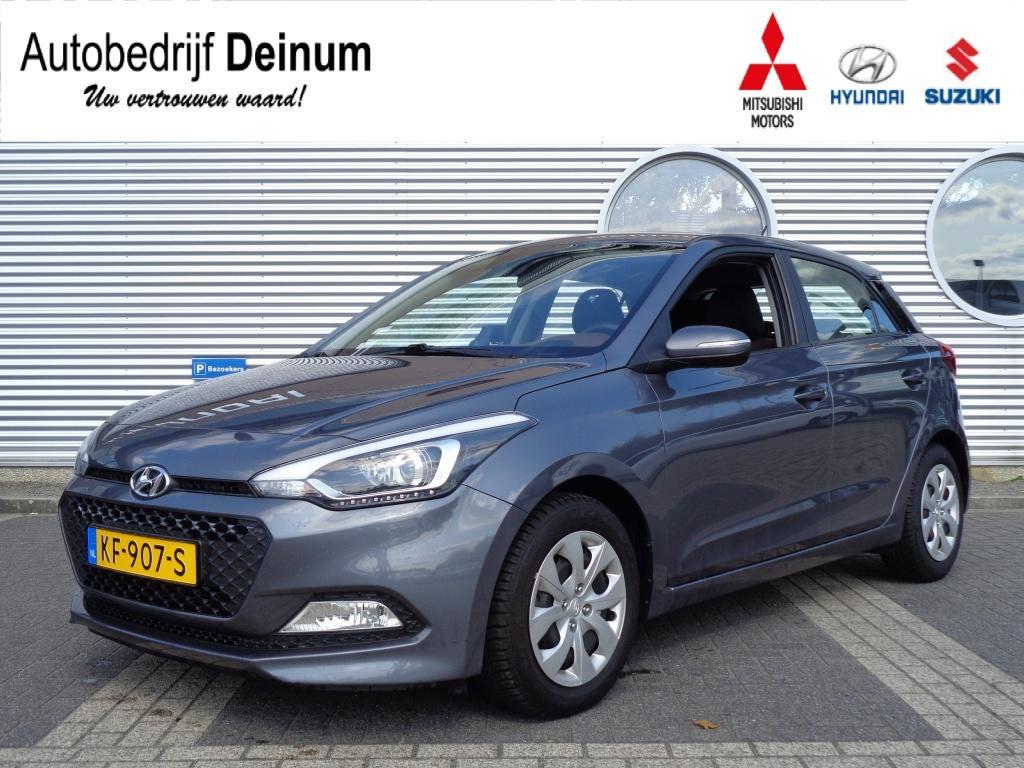 Hyundai I20 1.2 hp i-motion airco/pdc