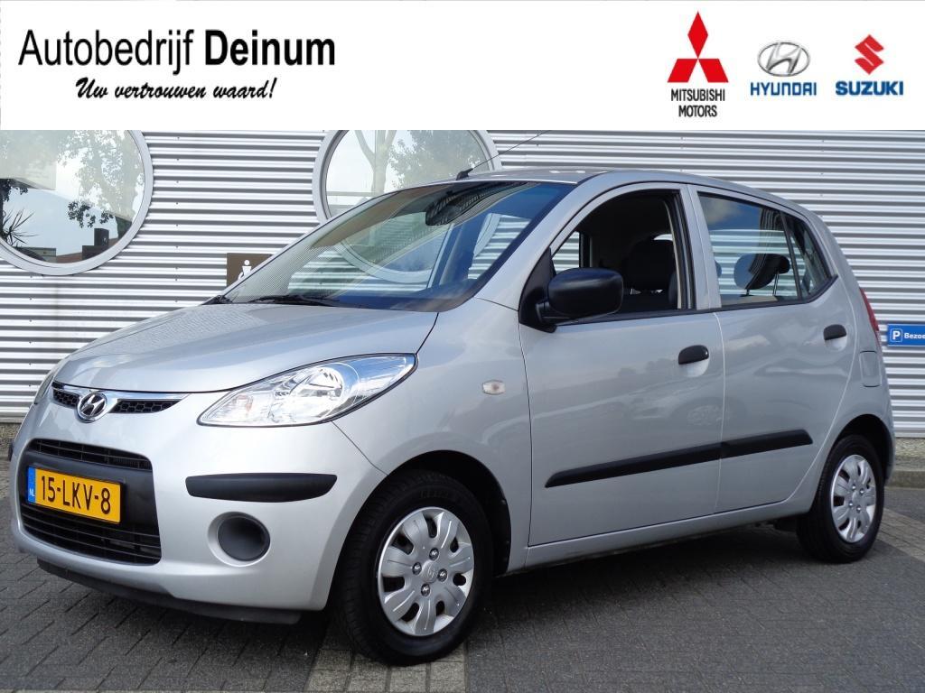 Hyundai I10 1.1 active weinig kilometers