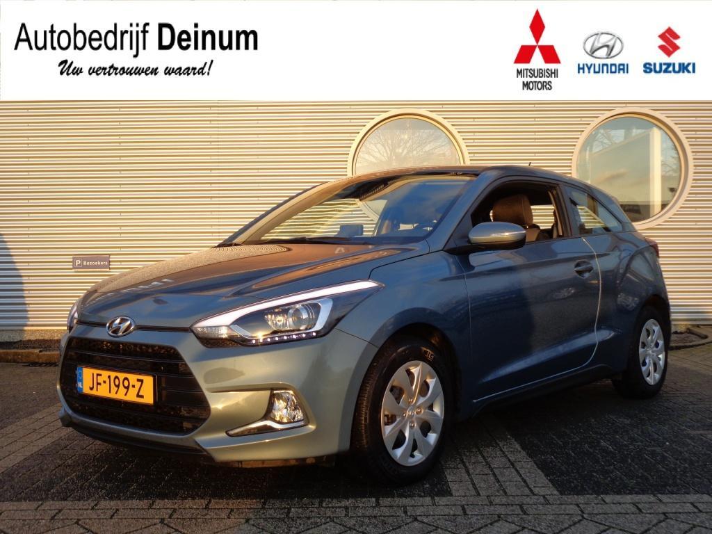 Hyundai I20 Coupé 1.2 hp i-motion airco