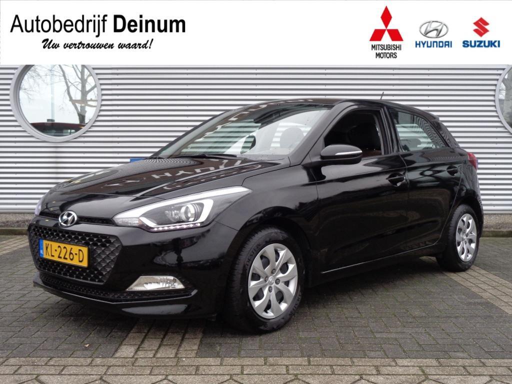 Hyundai I20 1.2 hp i-motion comfort navigatie