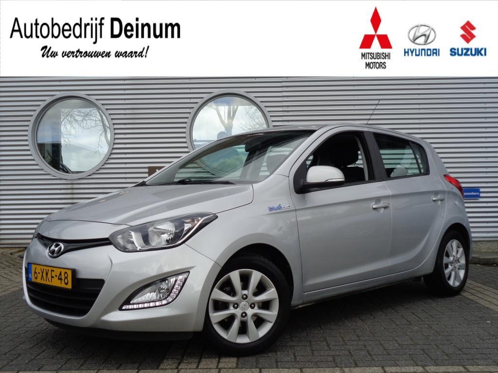 Hyundai I20 1.2i i-deal airco / parkeersensoren