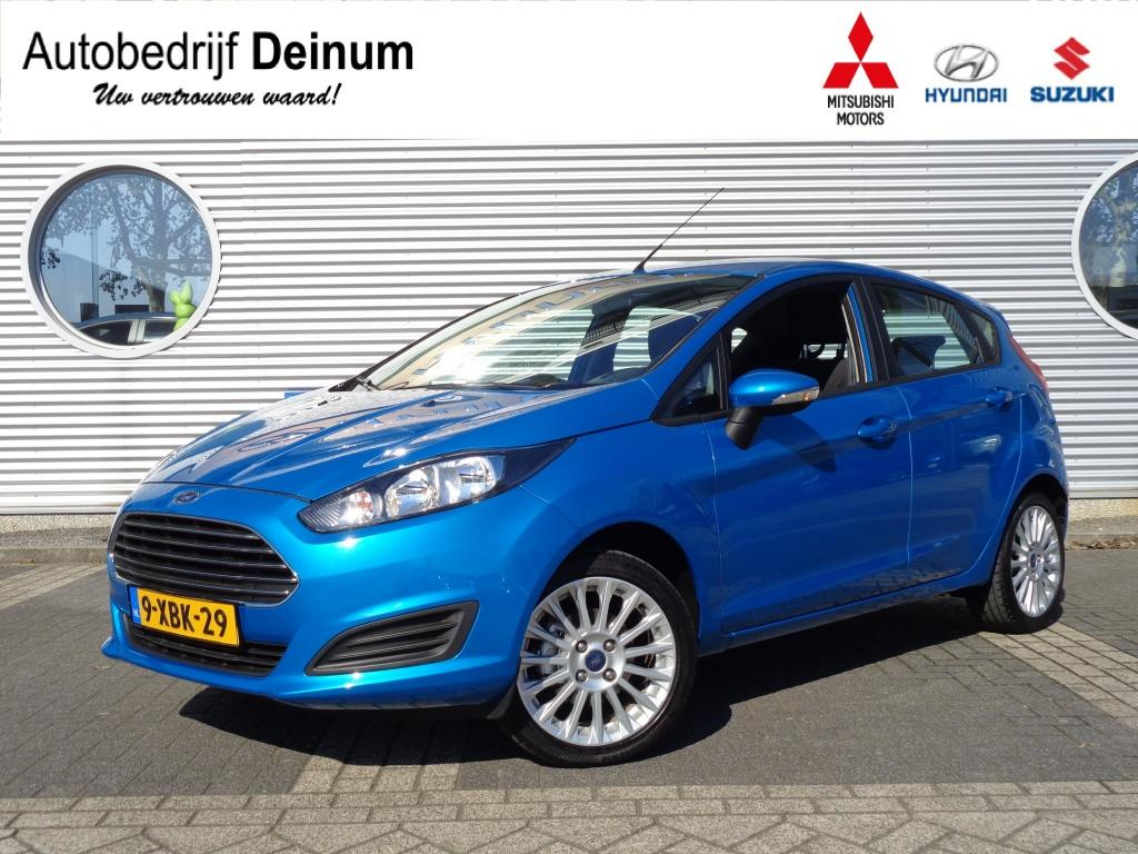 Ford Fiesta 1.0 style airco