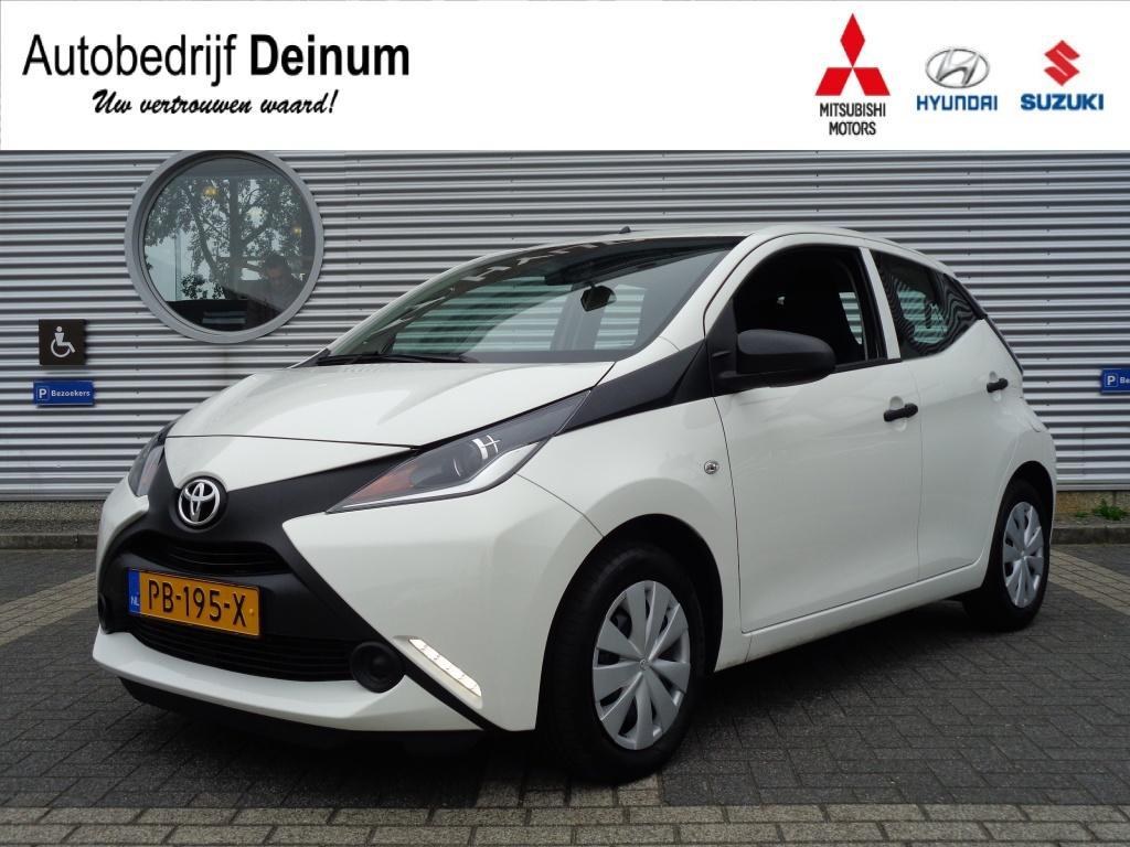 Toyota Aygo 1.0 vvt-i x-now airco