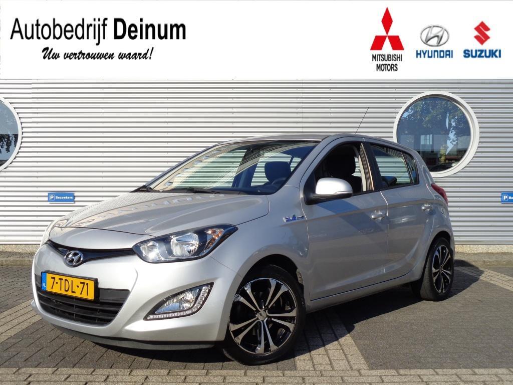 Hyundai I20 1.2i i-motion airco / lm-velgen
