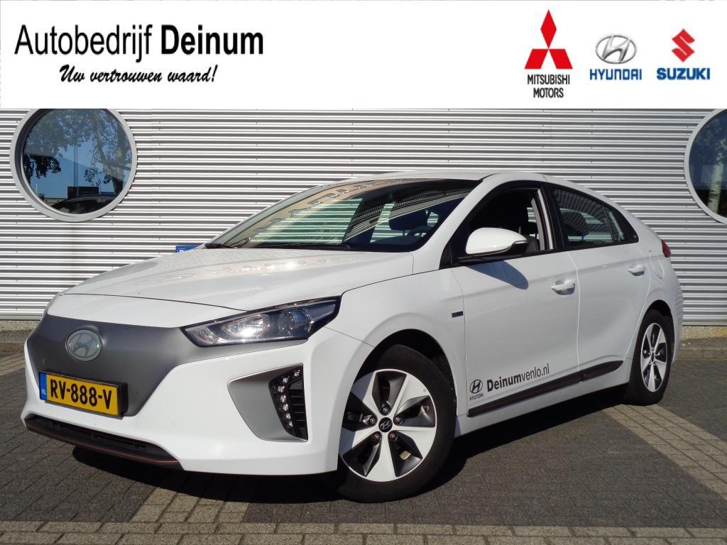 Hyundai Ioniq Comfort ev 4% bijtelling navigatie