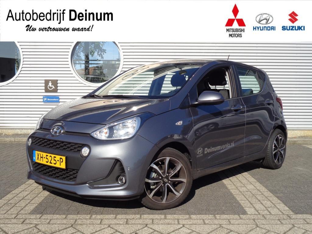 "Hyundai I10 1.0i comfort navigatie/pdc/15"" lm-velgen"