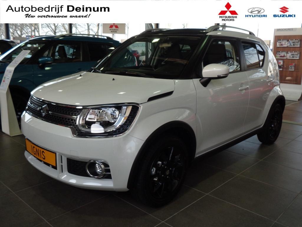 Suzuki Ignis 1.2 hybrid stijl nieuw €1.649,- voordeel