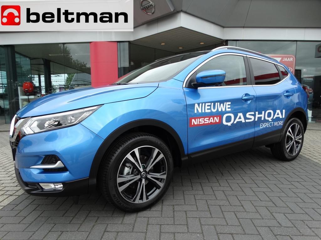 "Nissan Qashqai 1.2 n-connecta automaat ""nieuw model''"