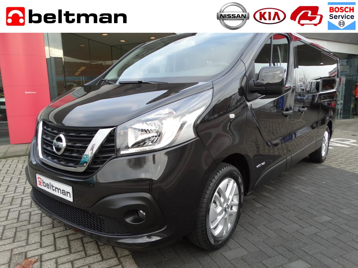 Nissan Nv300 1.6 dci 145 l2h1 optima luxe dubbele cabine netto deal!