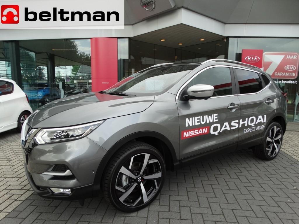 Nissan Qashqai 1.2 tekna plus ''nieuw model''