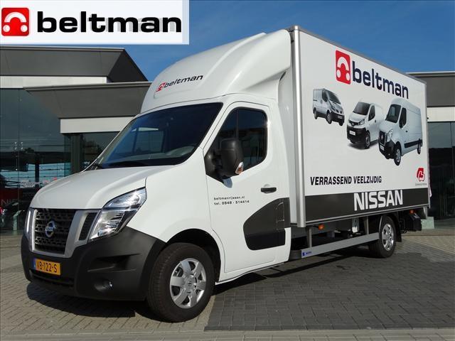 Nissan Nv400 Meubelbak met hydraulische laadklep