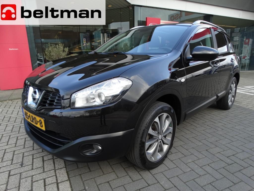 Nissan Qashqai 2.0 connect edition automaat