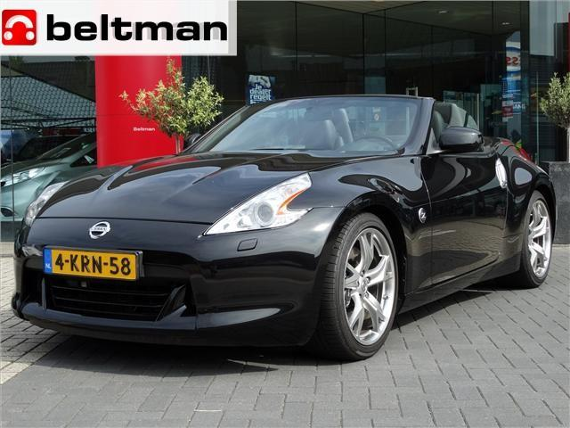 Nissan 370z Roadster 3.7 v6 pack