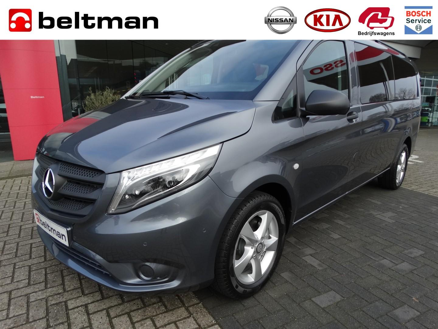 Mercedes-benz Vito 119 cdi automaat 190pk luxe dc